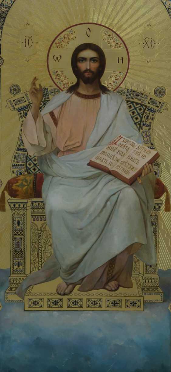 Lilia Kovalenko. The Holy Of Paramon, The Virgin Mary, Jesus Christ, St. George - photo 3