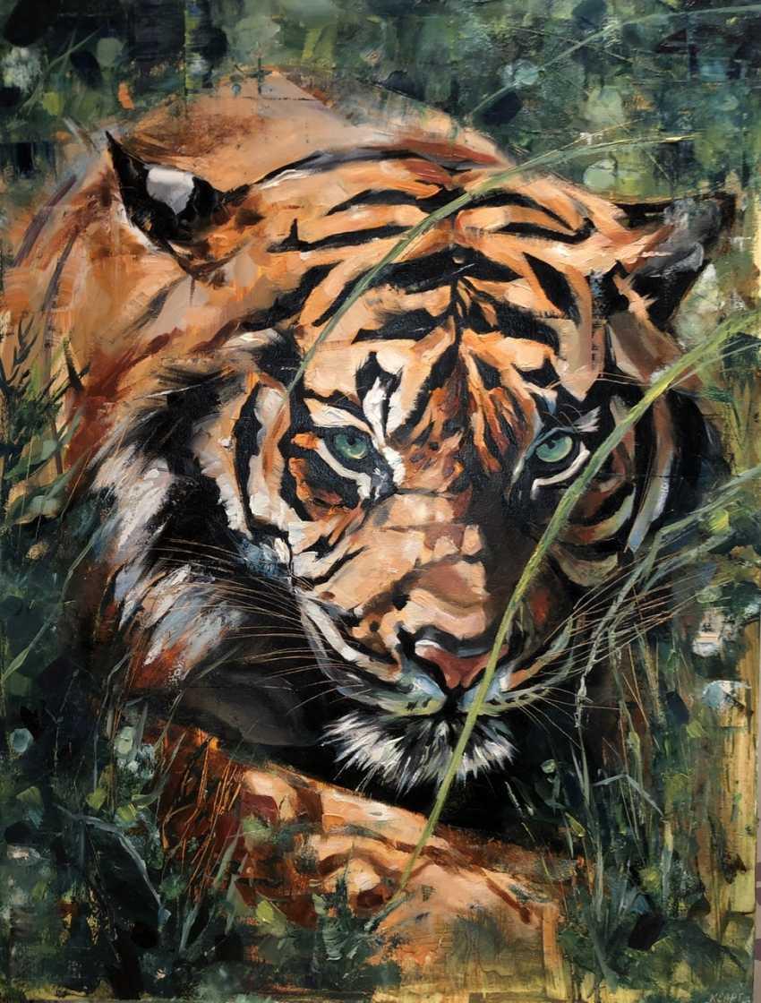 Katya M. Jungle Tiger - photo 1