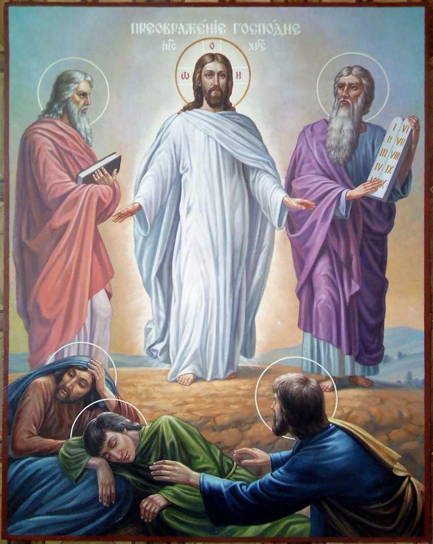 Ruslan Derevtsov. Transfiguration - photo 1