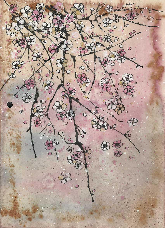 Natasha Mishareva. Sakura. 2020. Handmade. The Author - Natalia Pisareva - photo 1