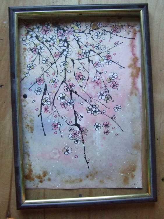 Natasha Mishareva. Sakura. 2020. Handmade. The Author - Natalia Pisareva - photo 2