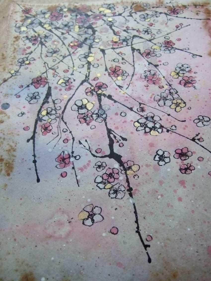 Natasha Mishareva. Sakura. 2020. Handmade. The Author - Natalia Pisareva - photo 3