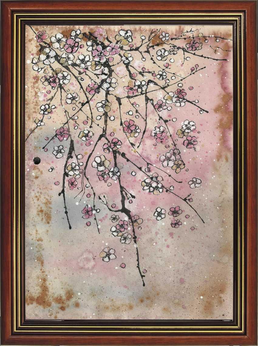 Natasha Mishareva. Sakura. 2020. Handmade. The Author - Natalia Pisareva - photo 4