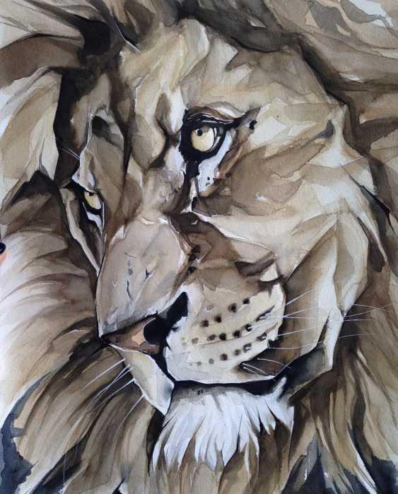 Katya M. Lion King - photo 1