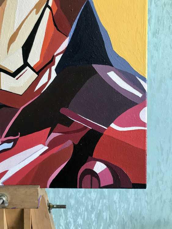 Kateryna Kapitan. Iron Man - photo 2