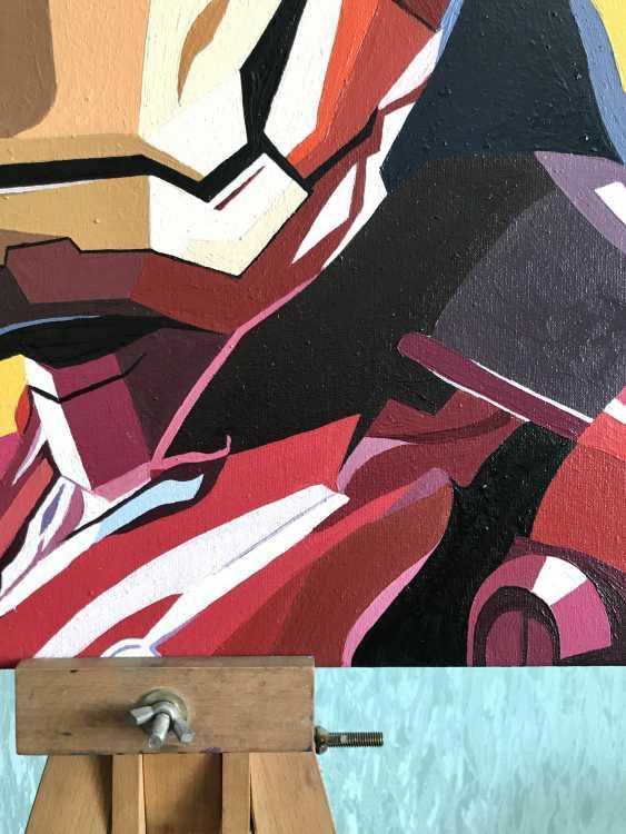 Kateryna Kapitan. Iron Man - photo 4