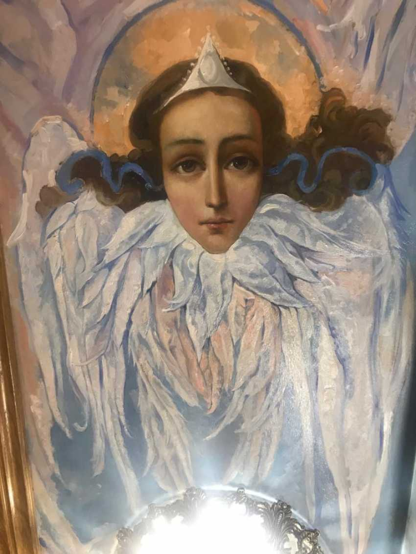Lilia Kovalenko. The painting of the Church - photo 1