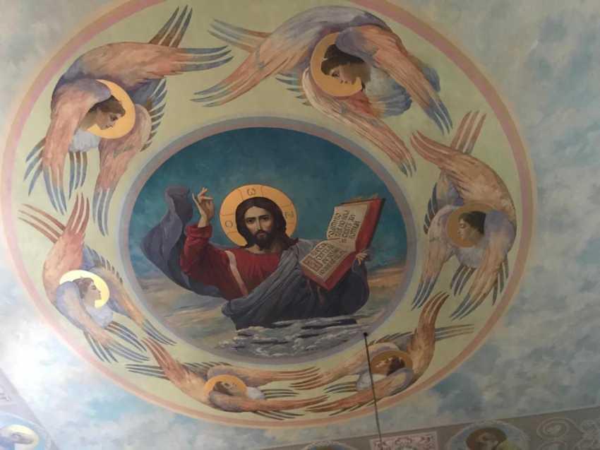 Lilia Kovalenko. The painting of the Church - photo 3