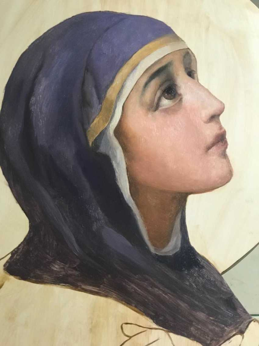 Lilia Kovalenko. The painting of the Church - photo 4