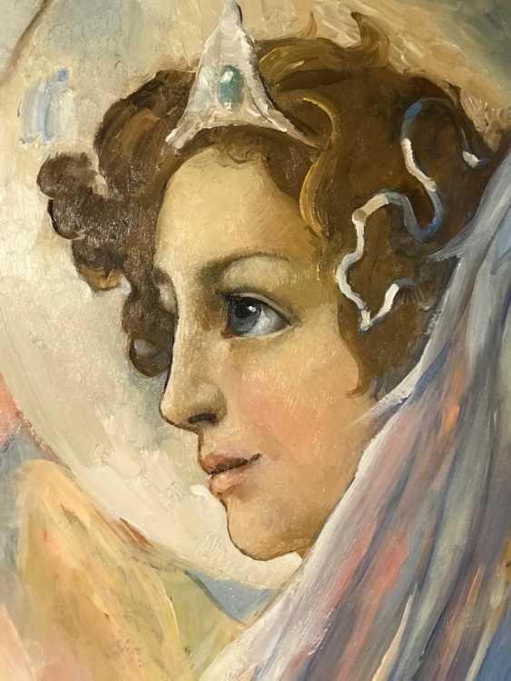 Lilia Kovalenko. Murals, Angels - photo 1