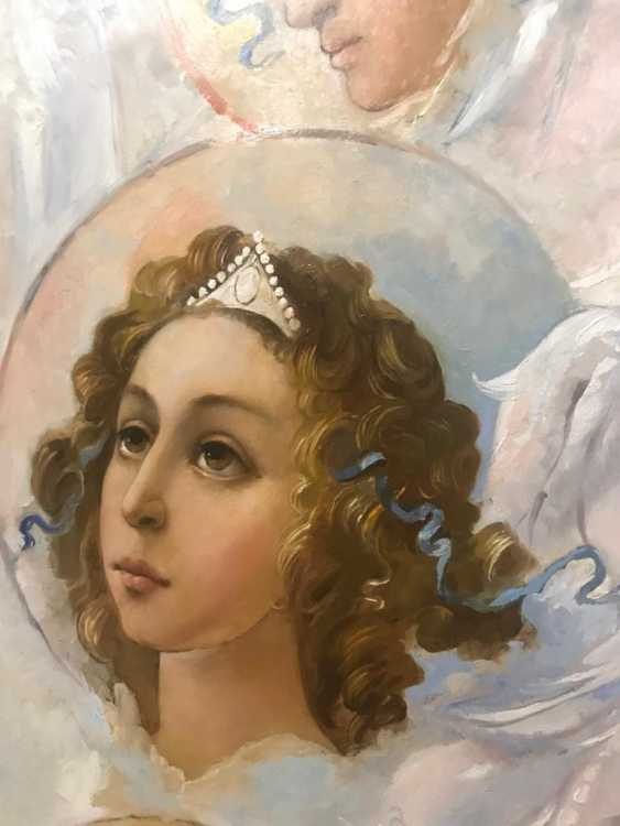 Lilia Kovalenko. Murals, Angels - photo 4