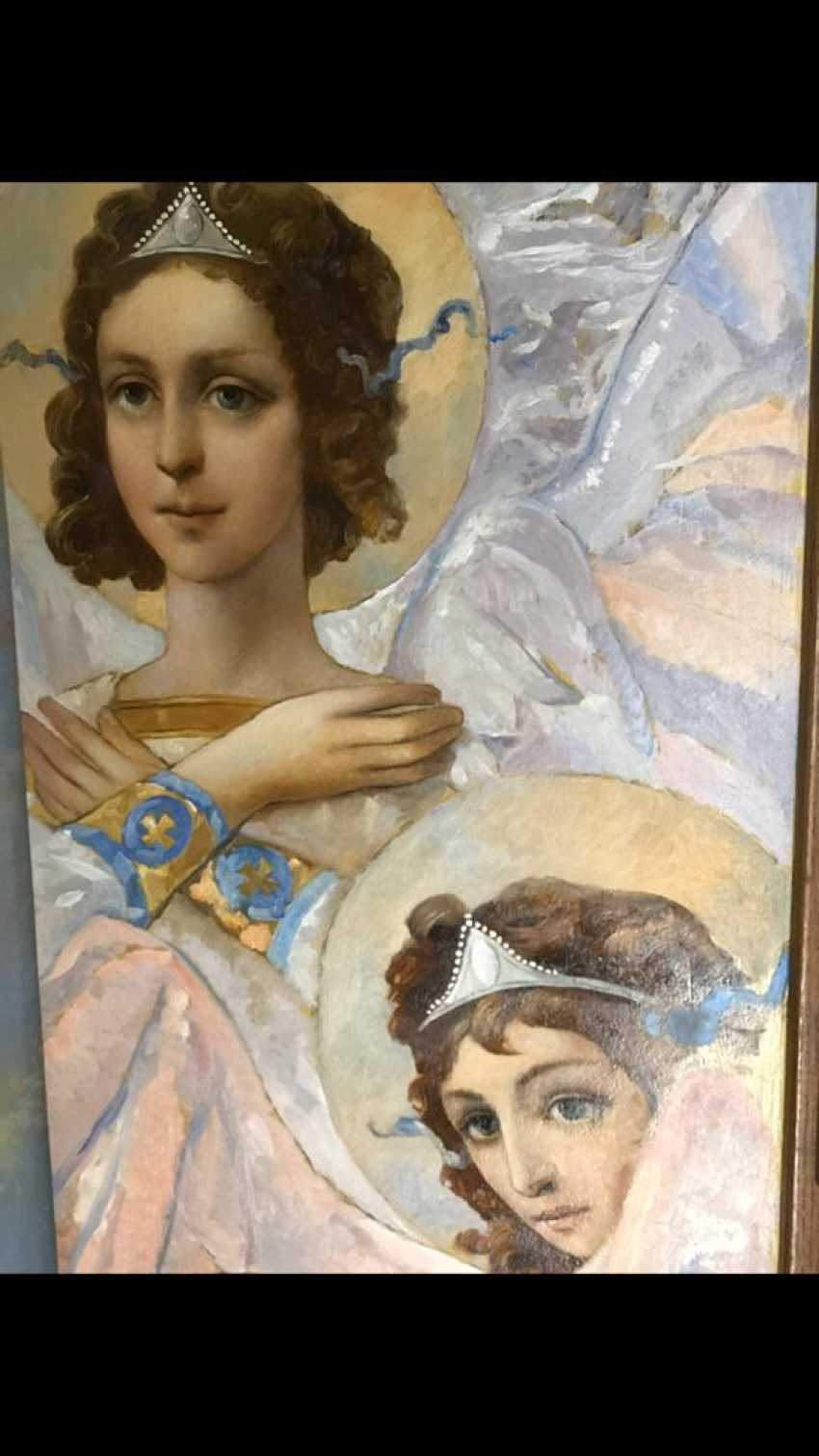 Lilia Kovalenko. The Mural, The Angels - photo 1