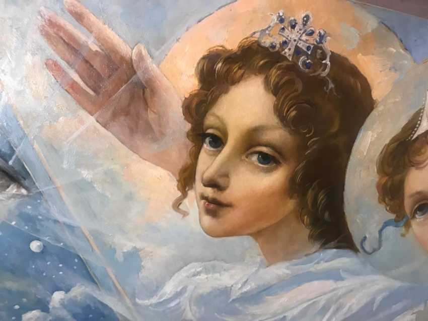 Lilia Kovalenko. The Mural, The Angels - photo 2
