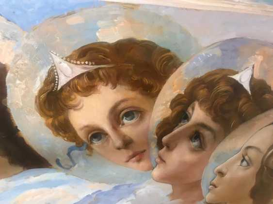 Lilia Kovalenko. The Mural, The Angels - photo 4