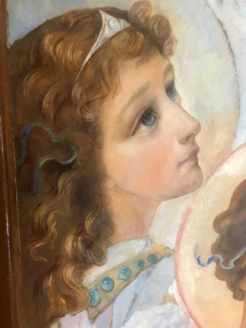 Lilia Kovalenko. The Mural, The Angels - photo 2