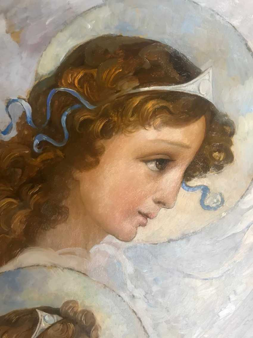 Lilia Kovalenko. The Mural, The Angels - photo 3