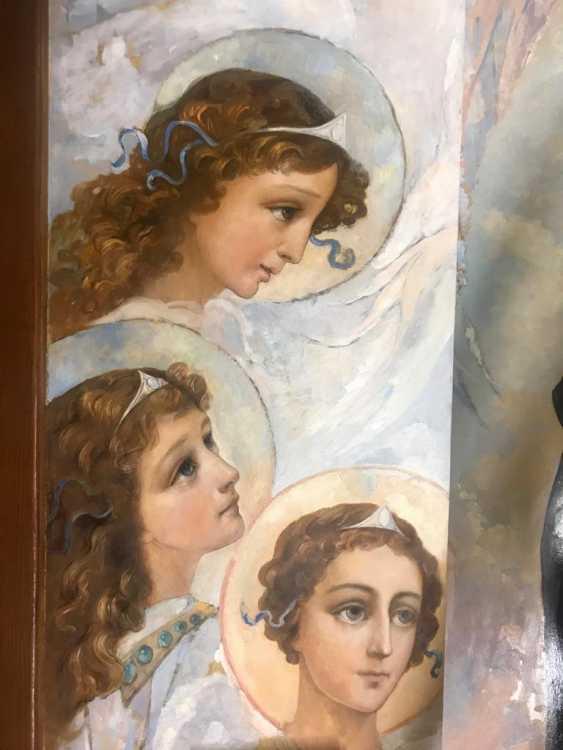 Lilia Kovalenko. The Mural, The Angels - photo 4