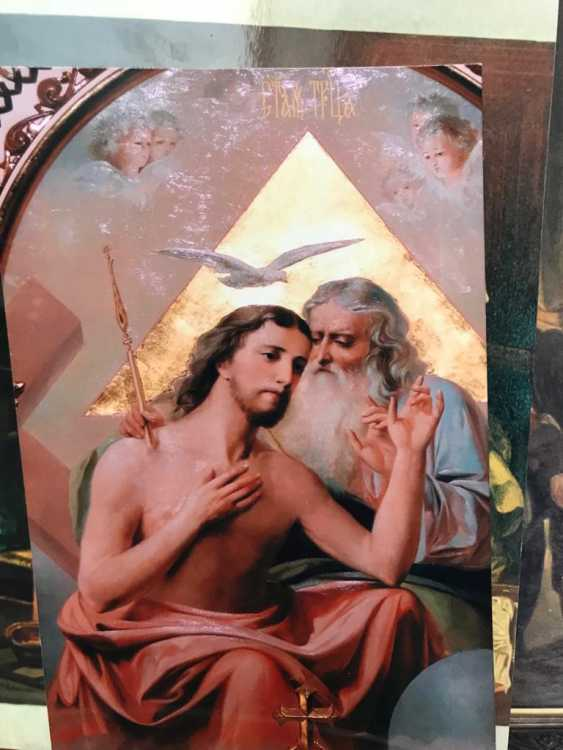 Lilia Kovalenko. Icons Of Saints - photo 2