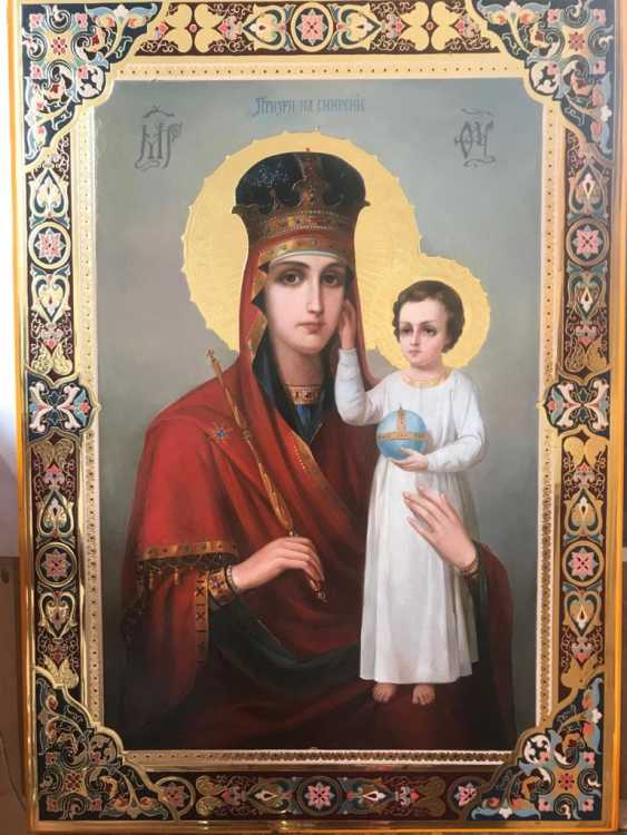 Lilia Kovalenko. Icons Of Saints - photo 4
