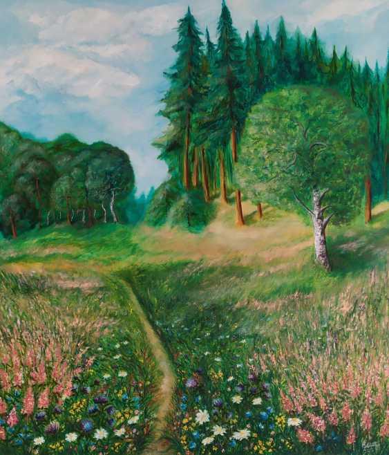 "Elena Filippova. ""Walk in the woods"" - photo 1"