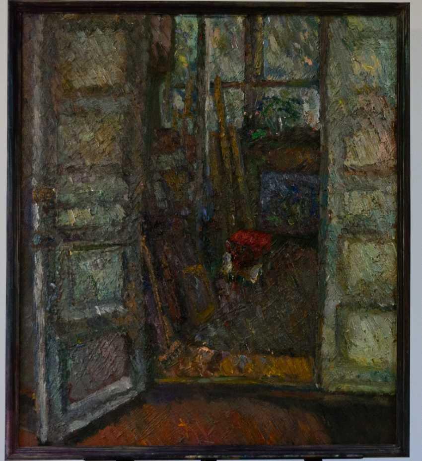 Nelli Koltakova. Workshop doors - photo 1