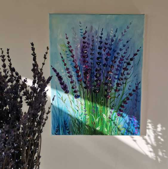 "Anna Voynova. ""Lavender in the garden"" - photo 1"