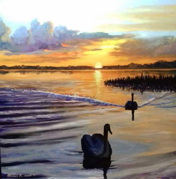 "Konstantin Batin. ""Lake of Lovers"" - photo 1"