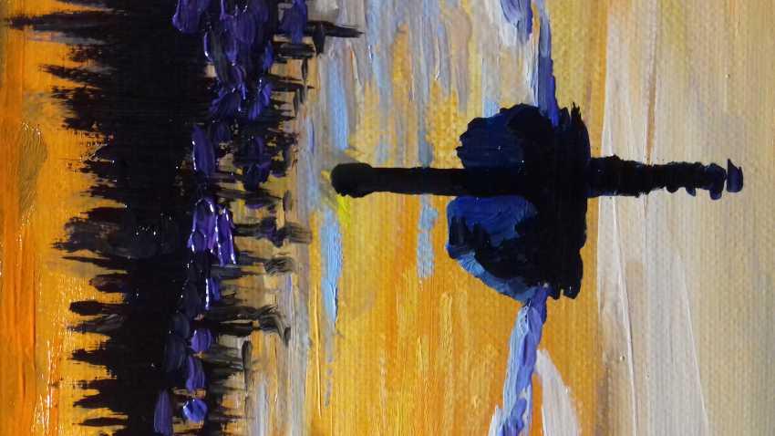 "Konstantin Batin. ""Lake of Lovers"" - photo 4"