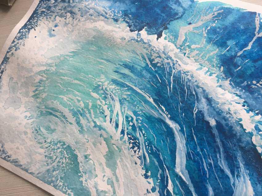 Alexandra Morar. Wave - photo 4