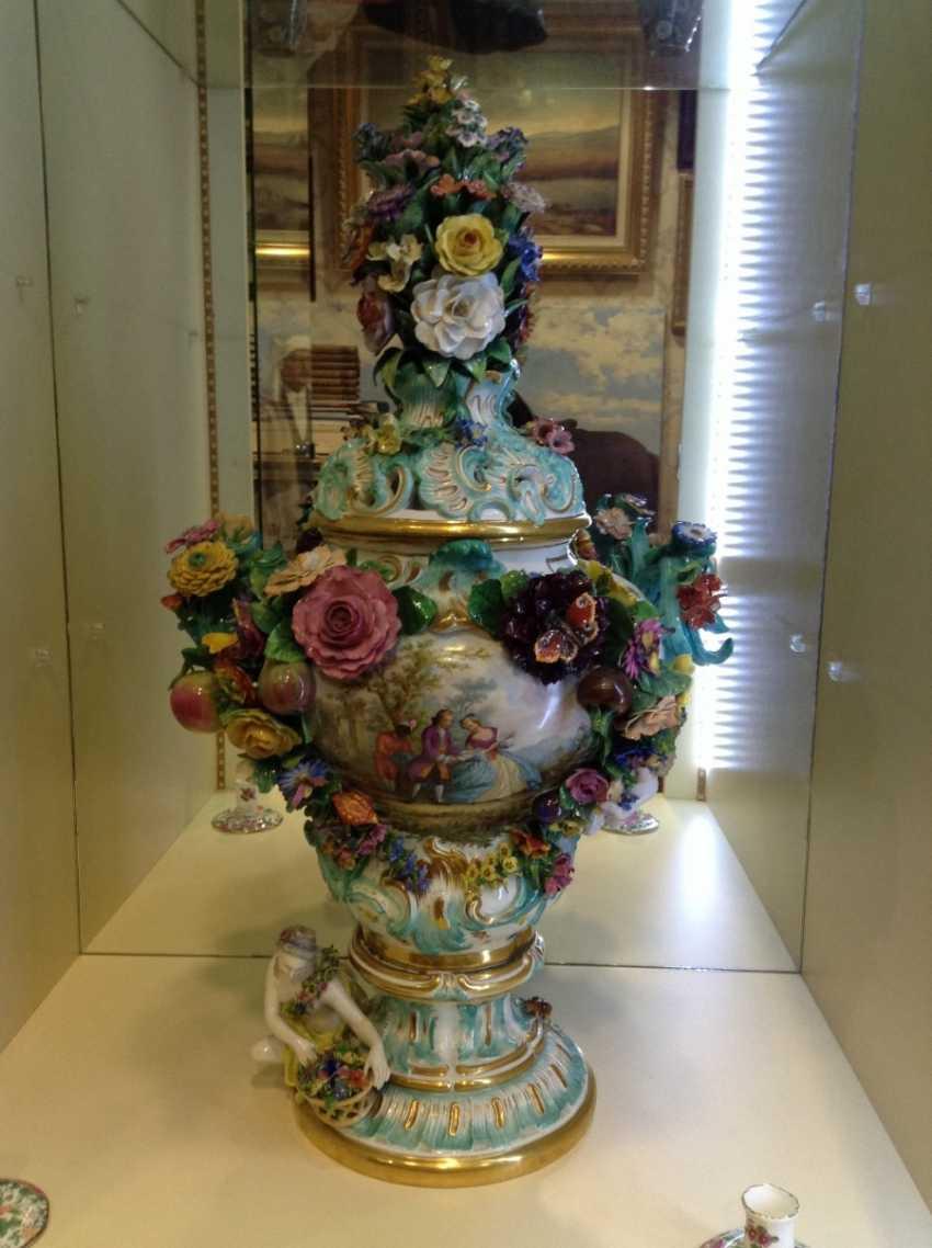 Meissen Porcelain vases - photo 1