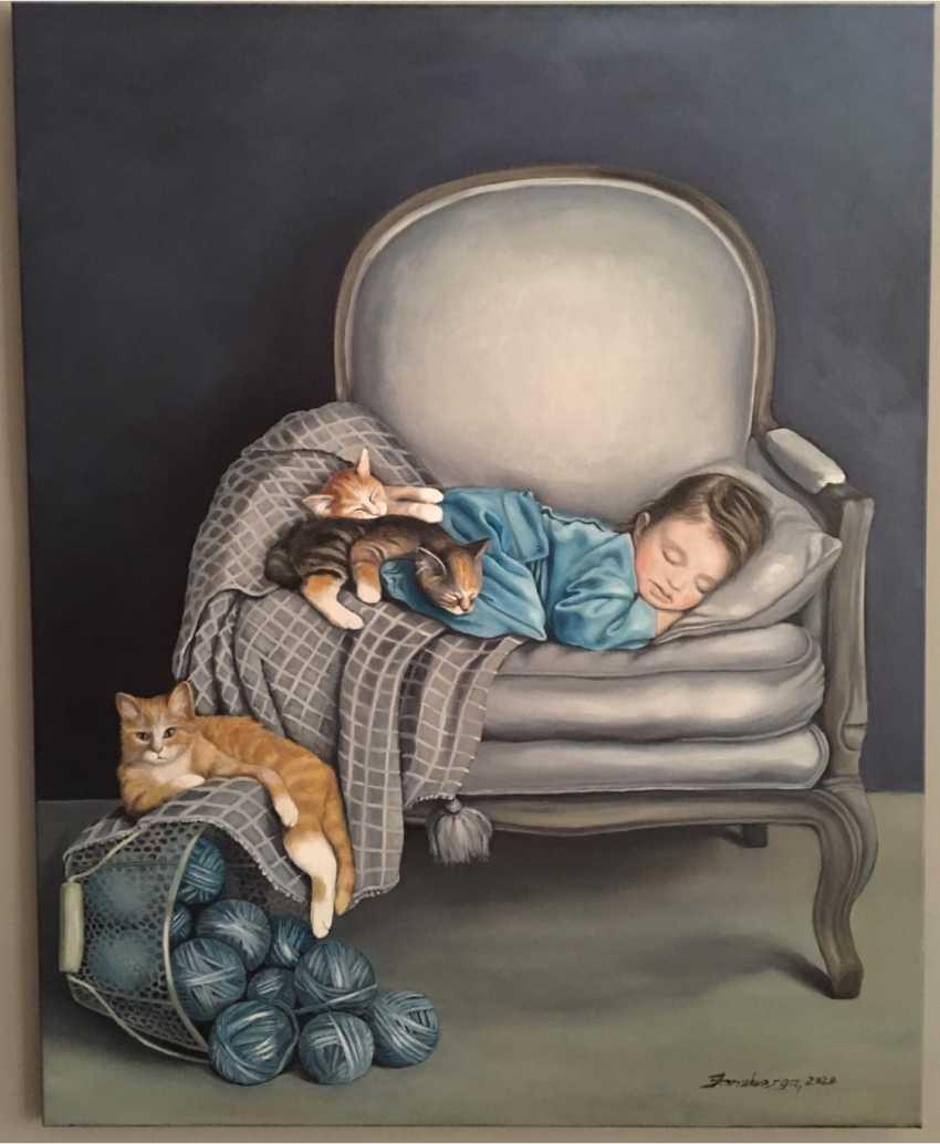 Tatjana Jansberga. Sweet Dreams. - photo 1