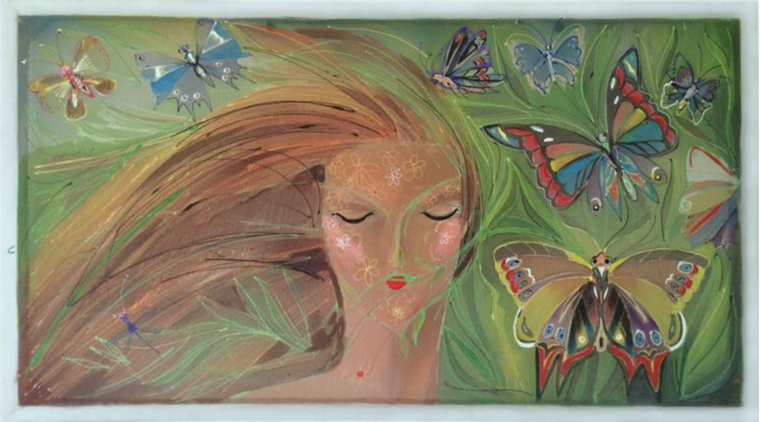 "Elena Zimovets. ""Spring"" - photo 1"