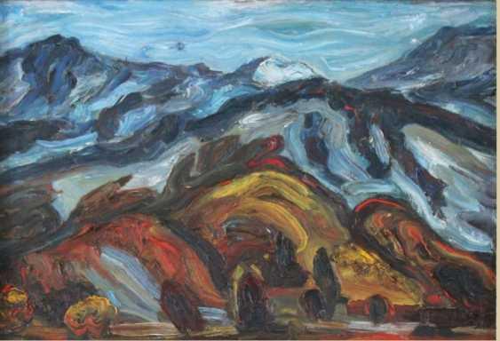 Evening mountains Shardenov - photo 1