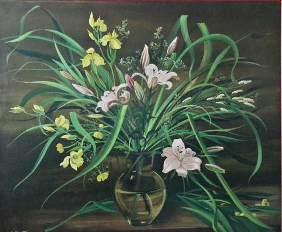 NATALIJA Kochetova. Lilies - photo 1