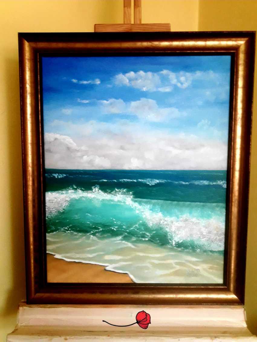 "Jelena Lebedeva-Dvorecka. ""Wave"" - photo 4"