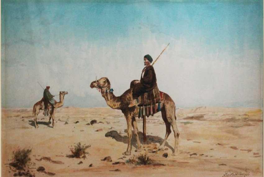 Bedouin Richard Sommer - photo 1