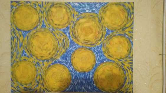 Nataliya Kutikhina (Bronstein). Ten suns (10 suns) - photo 2