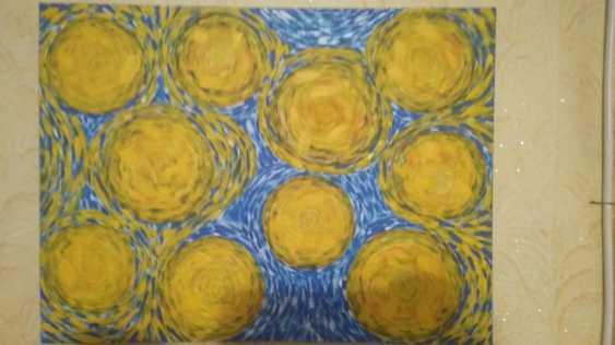 Nataliya Kutikhina (Bronstein). Ten suns (10 suns) - Foto 2