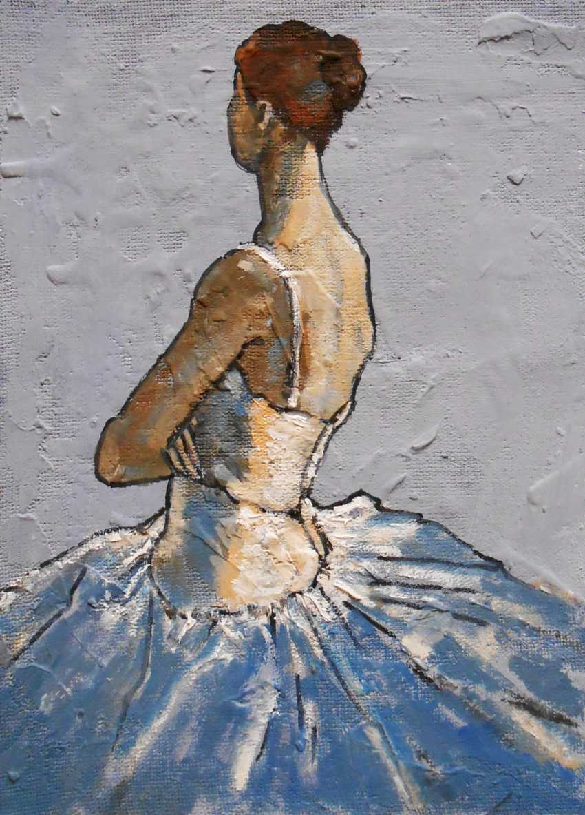 "Artur Isayan. ""Ballerina"" / SOLD OUT - photo 1"