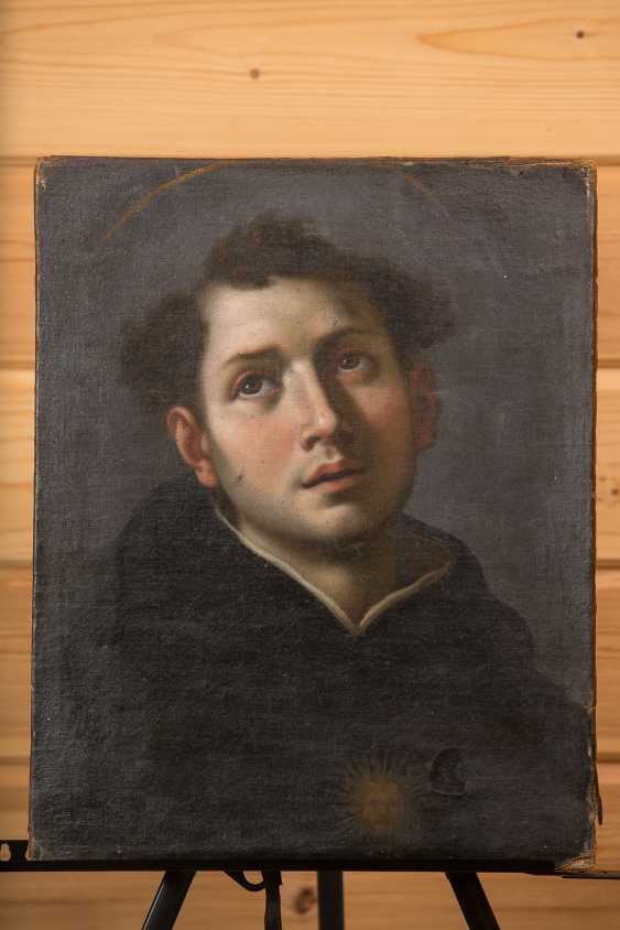 Portrait of a priest. St. Lawrence - photo 2