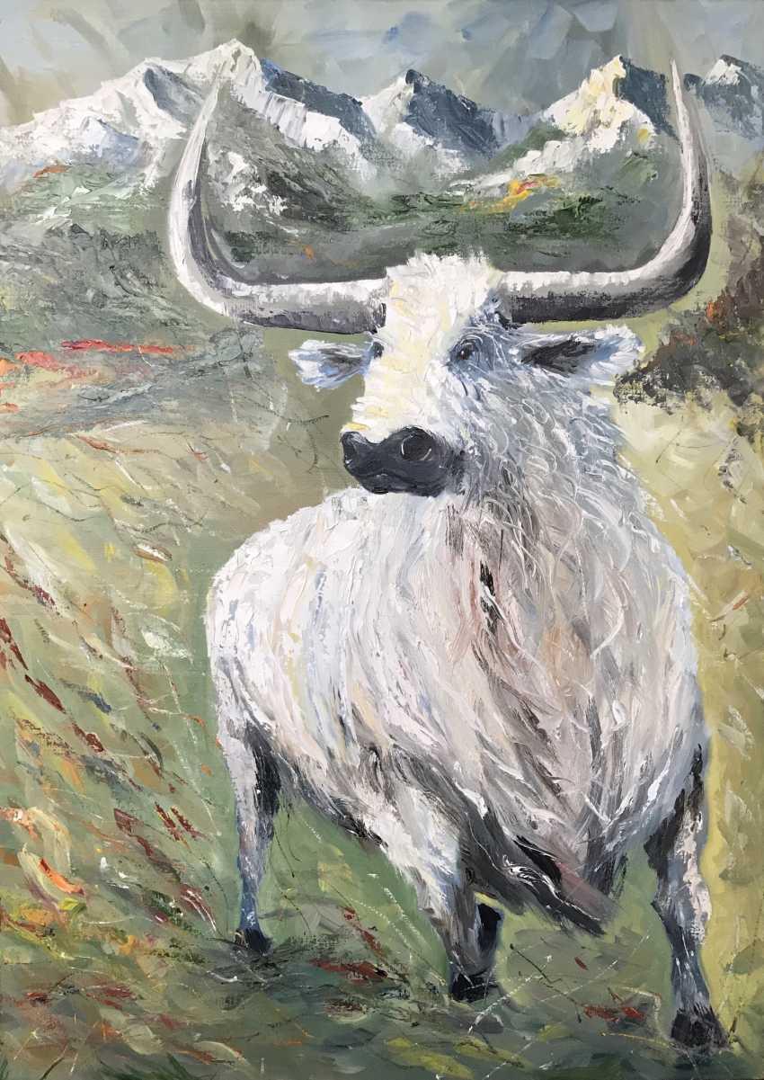Oleg Sizov. Im Jahr des weißen Stiers - Foto 1