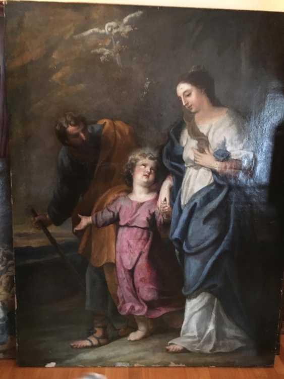 Holy family - photo 3