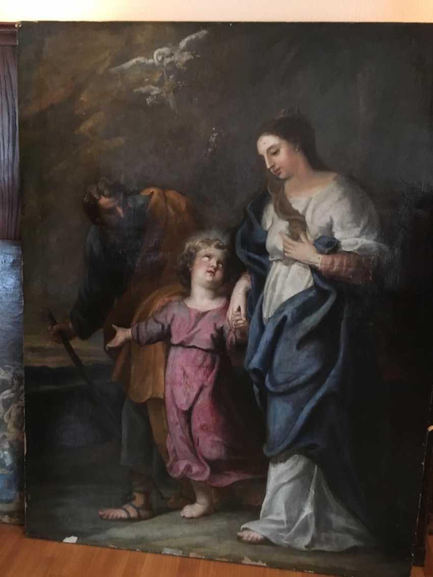Holy family - photo 8