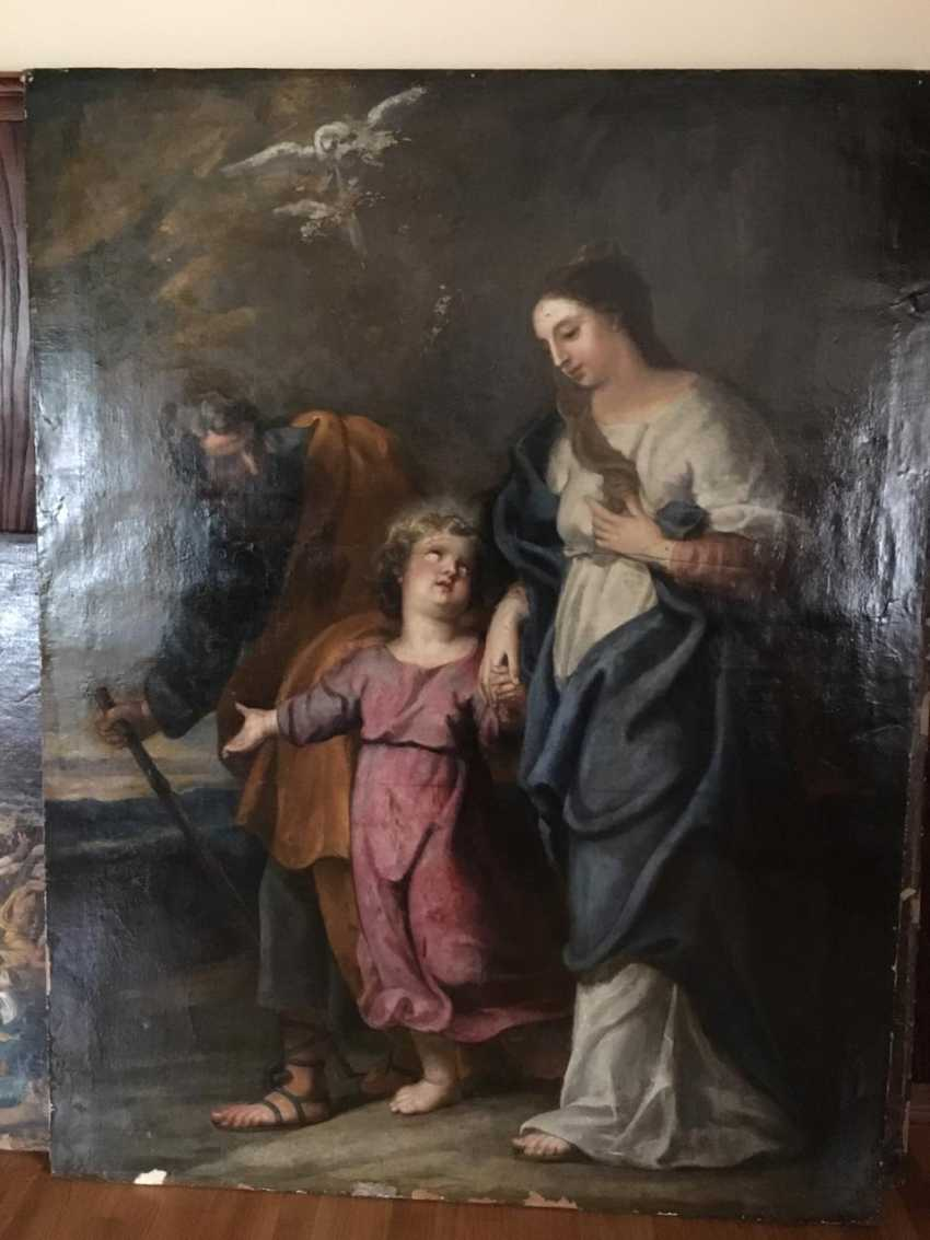 Holy family - photo 12