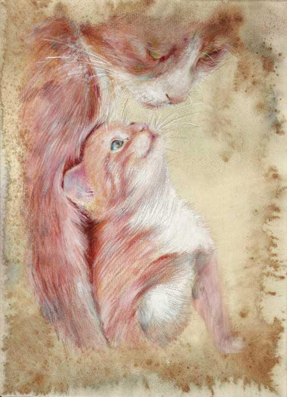 Natasha Mishareva. Mom's caress. 2020 Handmade. Author - Natalia Mishareva - photo 1
