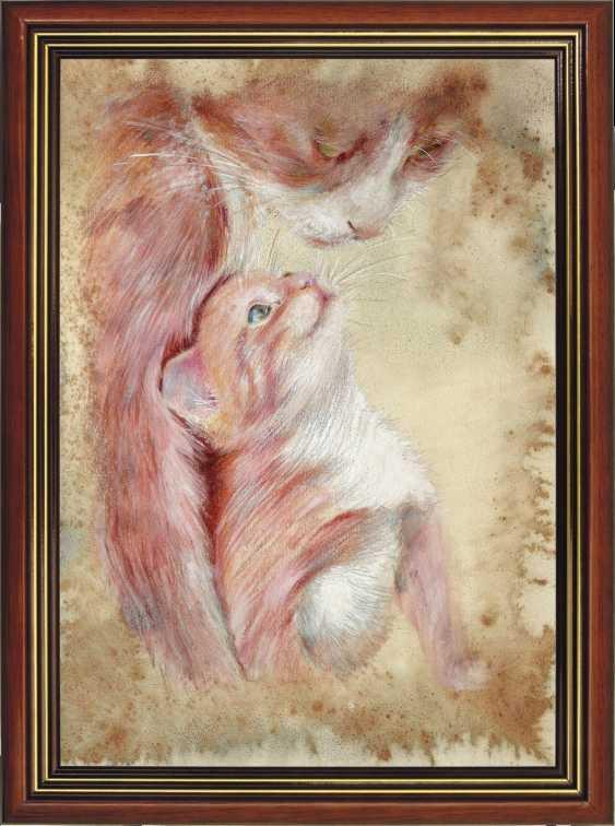 Natasha Mishareva. Mom's caress. 2020 Handmade. Author - Natalia Mishareva - photo 2