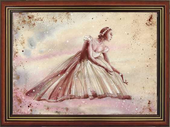 Natasha Mishareva. Ballet, ballet, ballet ... Drawing, handmade, 2020 Author - Natalia Mishareva - photo 4