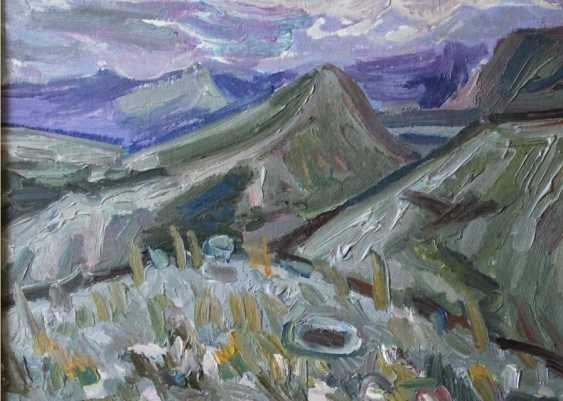 "Shardenov J. ""Clean mountains"" - photo 1"