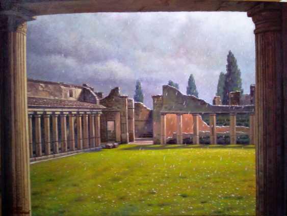 Ruslan Derevtsov. It's raining in Pompeii. - photo 1