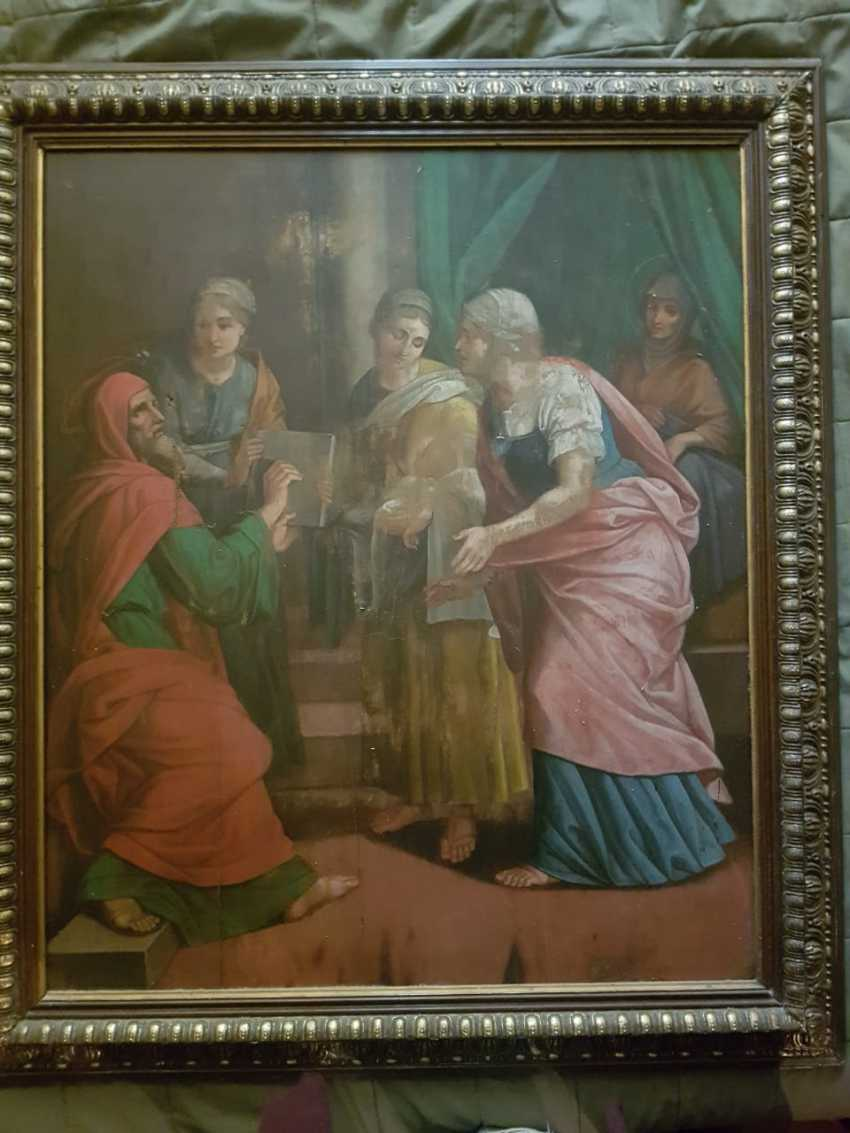 The birth of John the Baptist - photo 1